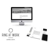 website visitekaartjes ring at work