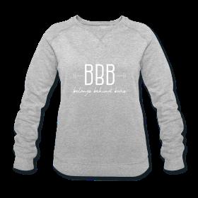 sweater met quote BBB