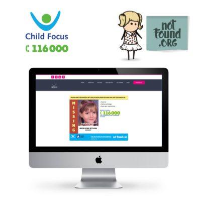 NotFoundDay van ChildFocus