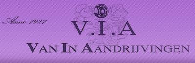 Oud logo Van In
