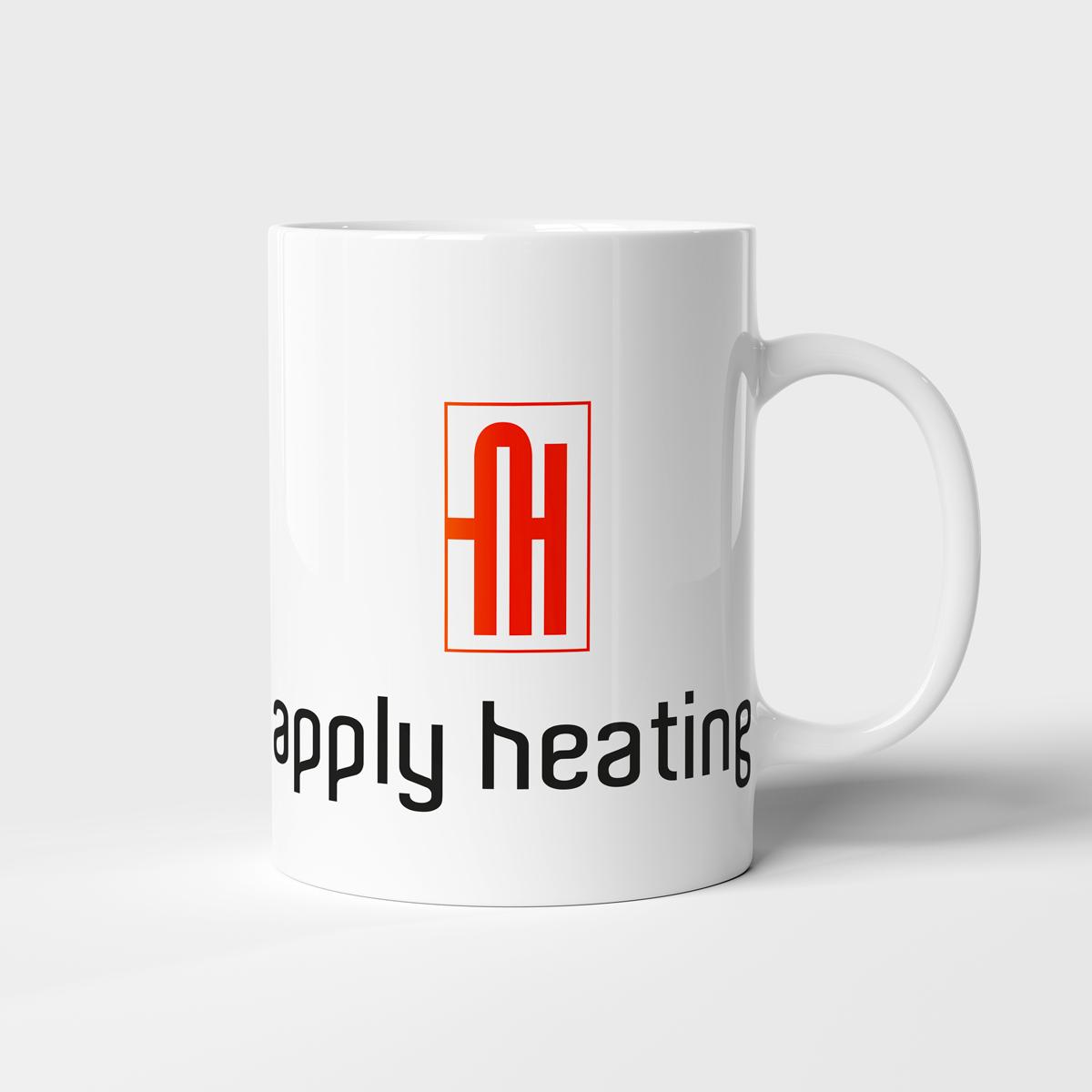 logo apply heating