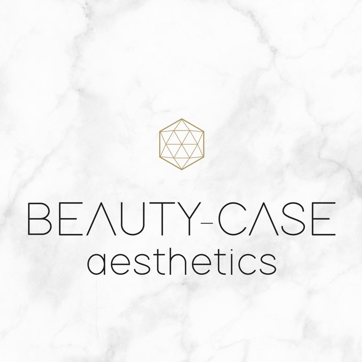 logo beauty case aesthetics